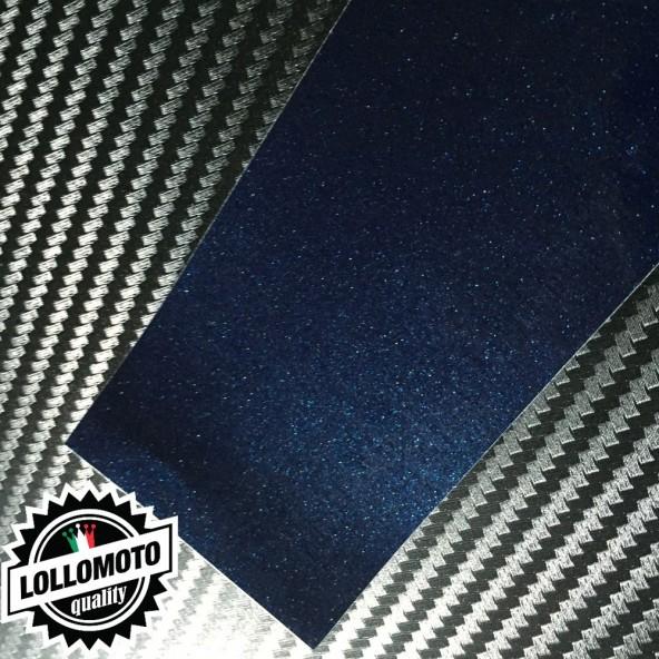 Blu Marine Metal Lucido Pellicola APA® Cast Professionale Adesiva Rivestimento Car Wrapping