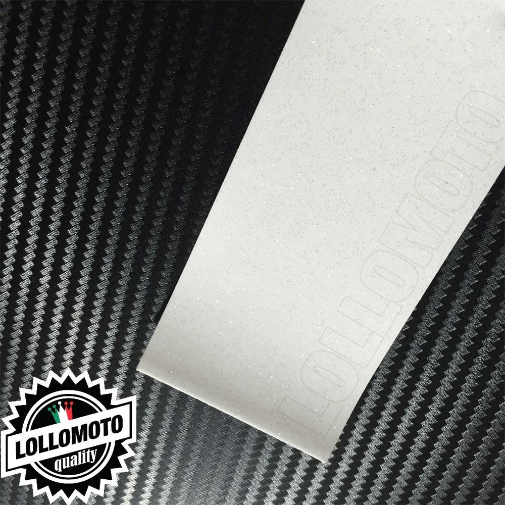 Bianco Perlato Glitter Lucido Pellicola Cast Professionale