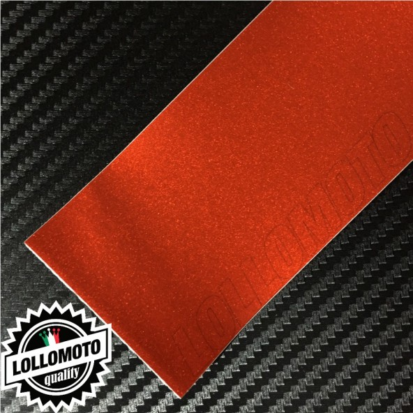 Candy Red Opaco Pellicola APA® Cast Professionale Adesiva Rivestimento Car Wrapping