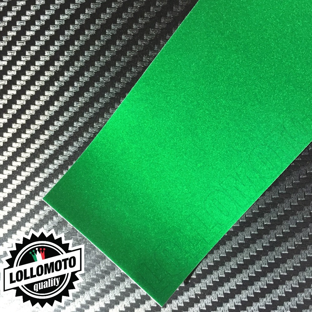 Candy Verde Opaco Pellicola Cast Professionale Adesiva