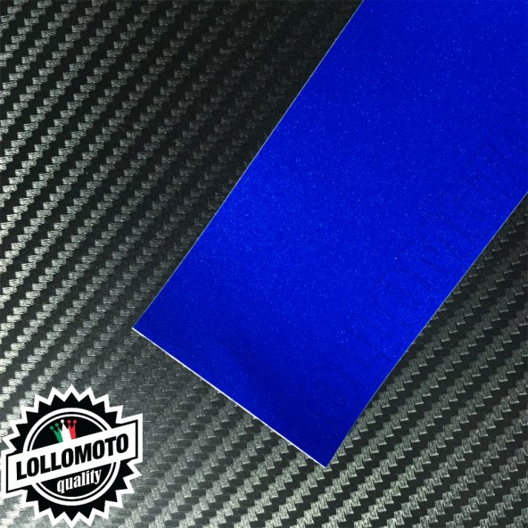 Candy Blu Opaco Pellicola APA® Cast Professionale Adesiva Rivestimento Car Wrapping