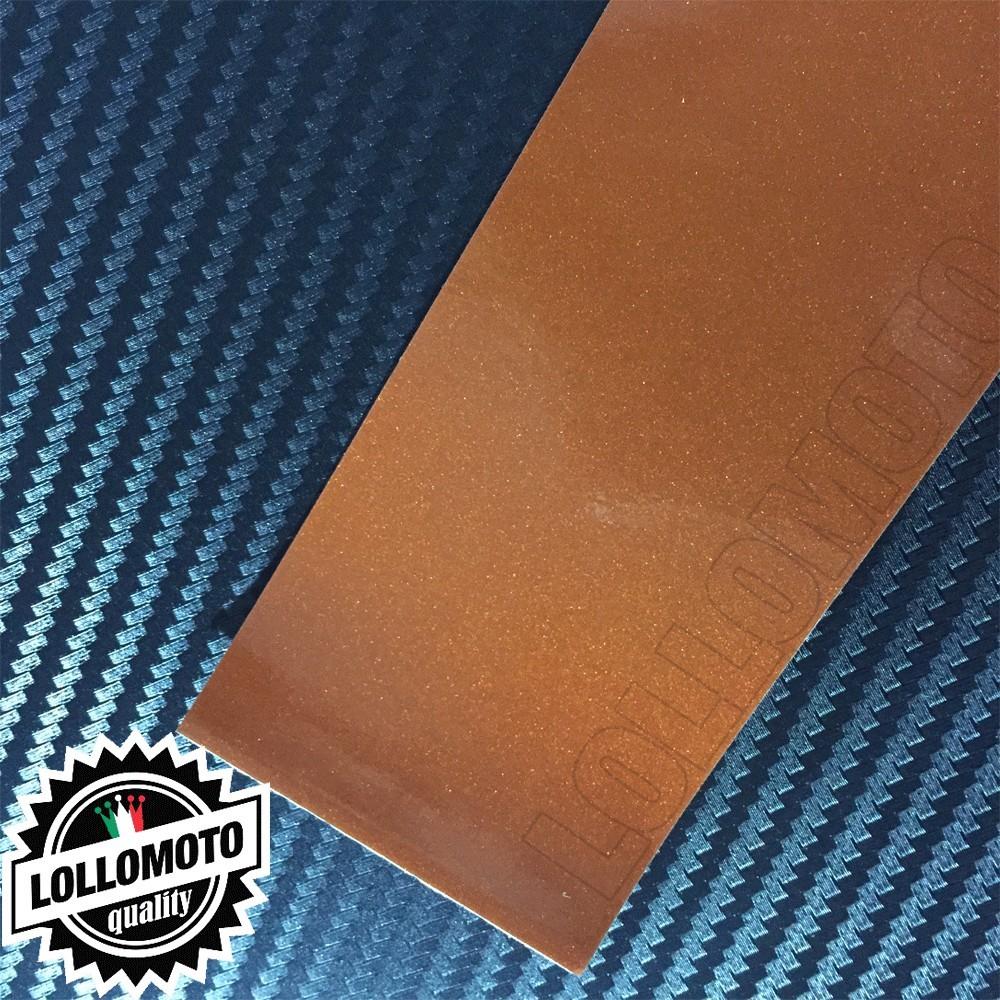 Candy Copper Lucido Pellicola Cast Professionale Adesiva