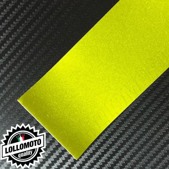 Candy Lime Giallo Lucido Pellicola APA® Cast Professionale Adesiva Rivestimento Car Wrapping