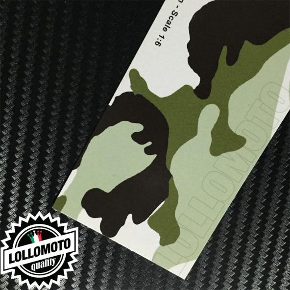 Mimetico Foresta Pellicola APA® Professionale Adesiva Rivestimento Car wrapping Mimetica