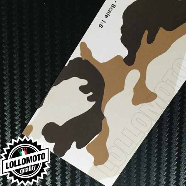 Mimetico Deserto Pellicola APA® Professionale Adesiva Rivestimento Car Wrapping