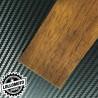 Legno Noce 3D Pellicola Professionale Adesiva Rivestimento Car
