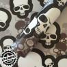 Sticker Bomb Mimetico Artico Teschi Pellicola Adesiva