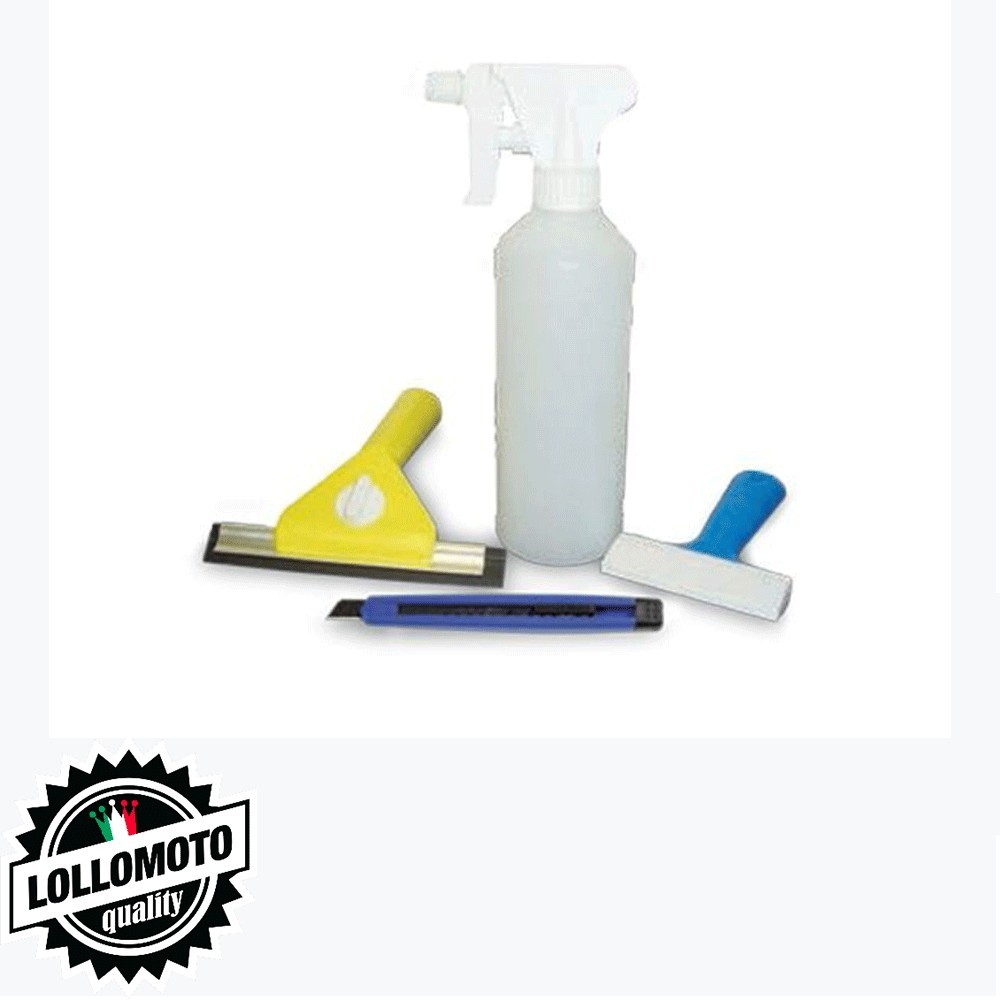 Application Kit Reflective per Applicazione Pellicole Oscuranti