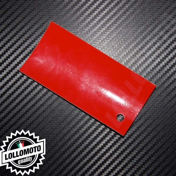 Pellicola Wrapping Arredamento Rosso Lucido Interni Interior