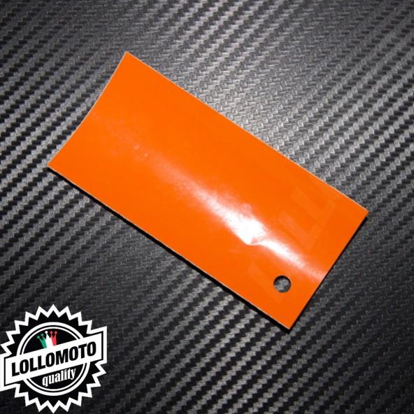 Pellicola Wrapping Arredamento Arancione Lucido Interni