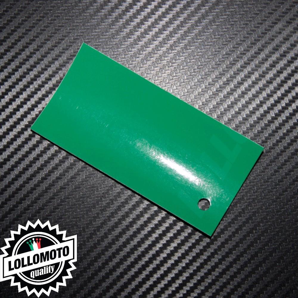 Pellicola Wrapping Arredamento Verde Lucido Interni Interior