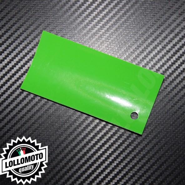 Pellicola Wrapping Arredamento Verde Chiaro Lucido Interni
