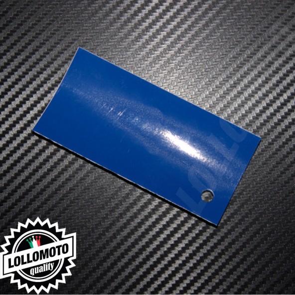 Pellicola Wrapping Arredamento Blu Scuro Lucido Interni Interior Design Air Free