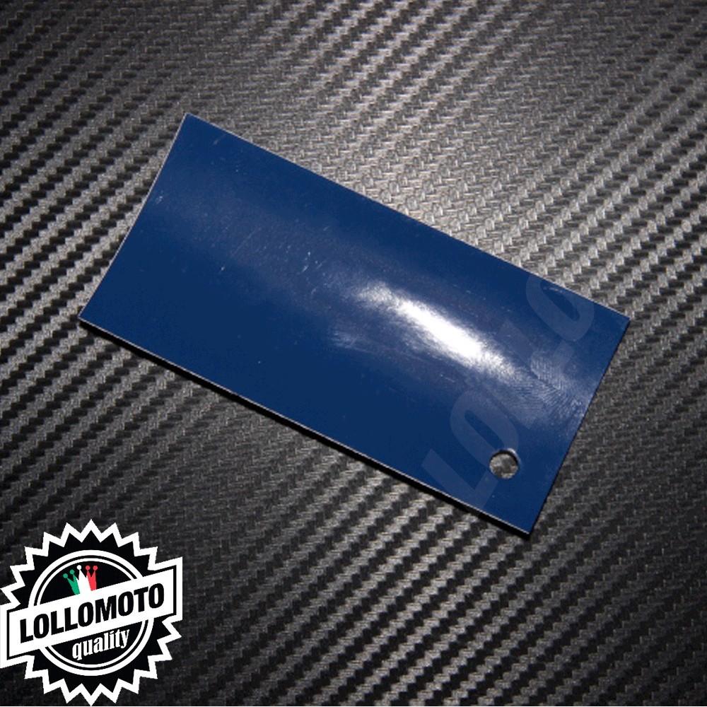 Pellicola Wrapping Arredamento Blu Notte Lucido Interni