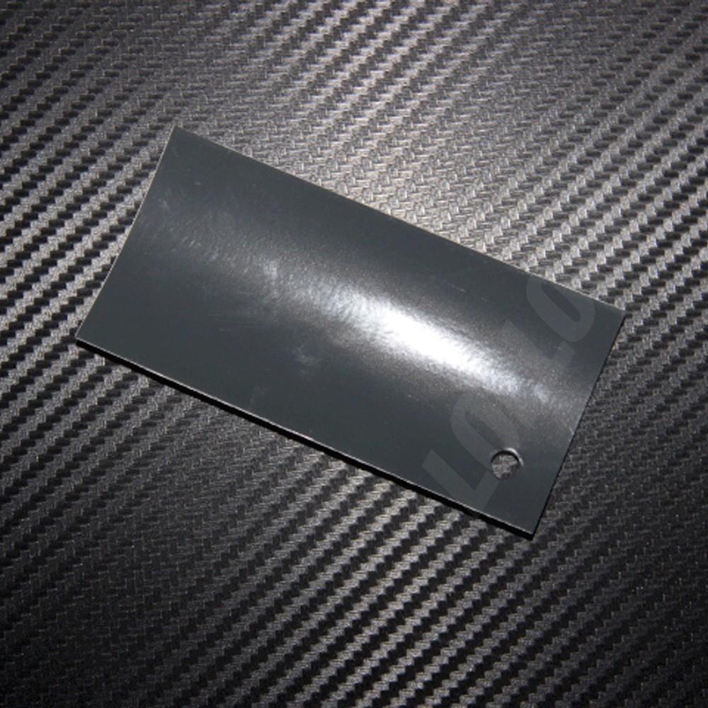 Pellicola Wrapping Arredamento Grigio Scuro Lucido Interni
