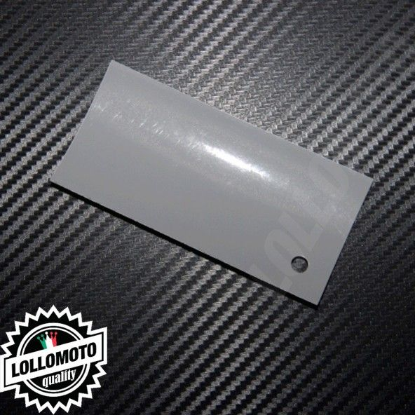 Pellicola Wrapping Arredamento Grigio Chiaro Lucido Interni