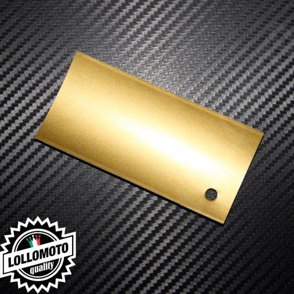 Pellicola Wrapping Arredamento Oro Lucido Interni Interior