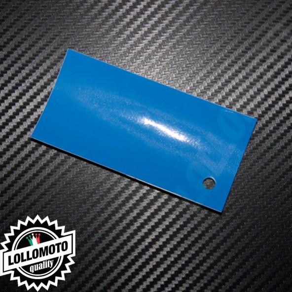 Pellicola Wrapping Arredamento Blu Opaco Interni Interior Design Air Free