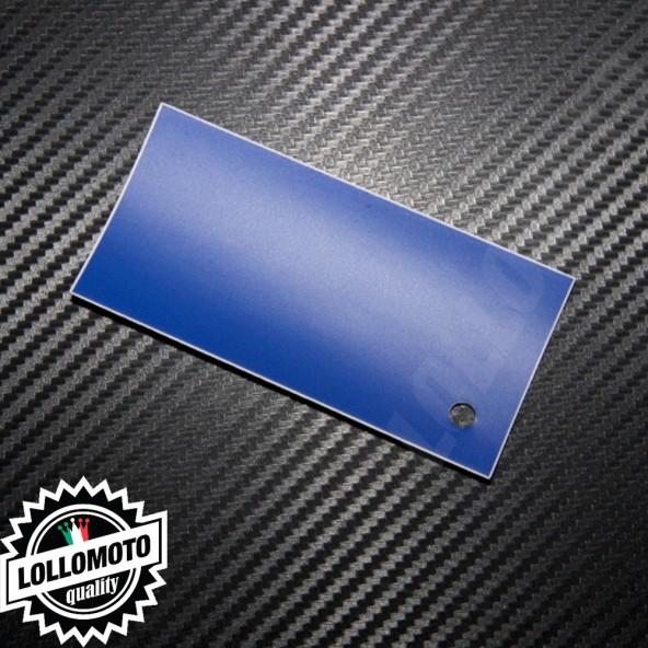 Pellicola Wrapping Arredamento Blu Opaco Interni Interior