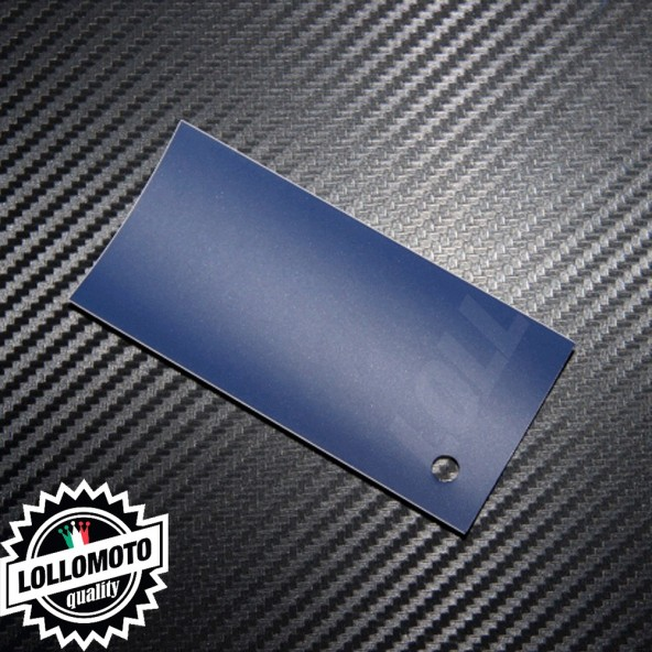 Pellicola Wrapping Arredamento Blu Notte Opaco Interni Interior Design Air Free