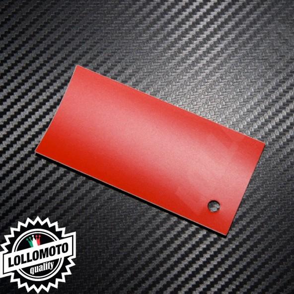 Pellicola Wrapping Arredamento Rosso Opaco Interni Interior Design Air Free