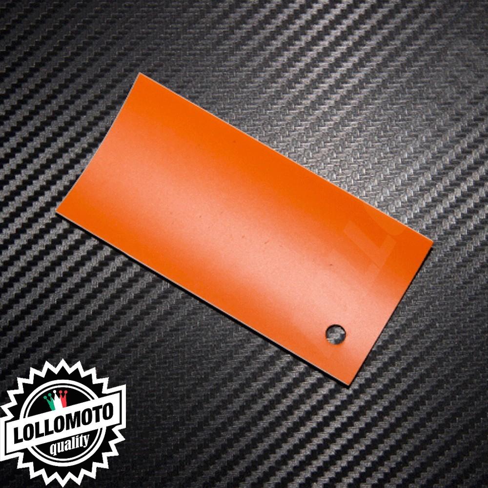 Pellicola Wrapping Arredamento Arancione Opaco Interni Interior