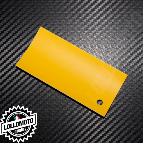 Pellicola Wrapping Arredamento Giallo Opaco Interni Interior Design Air Free