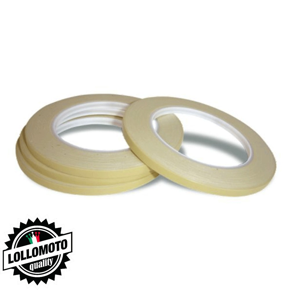 Nastro in Plastica Per Striping e Lettering 60mt per Car