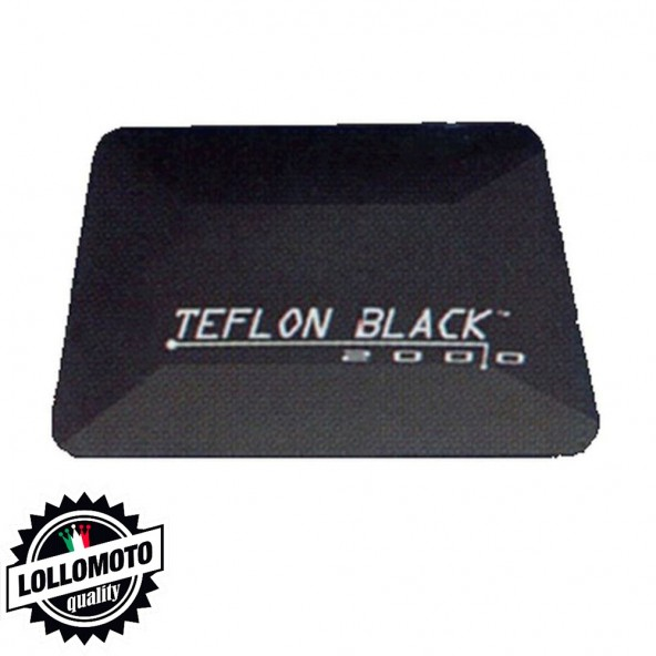 Spatola Teflon Black Soffice 75x105mm per Oscuramento Vetri