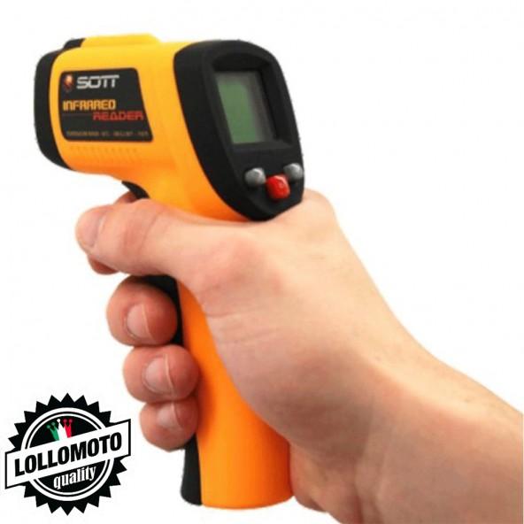 Termometro Applicazione Pellicole Car Wrapping Lettura a