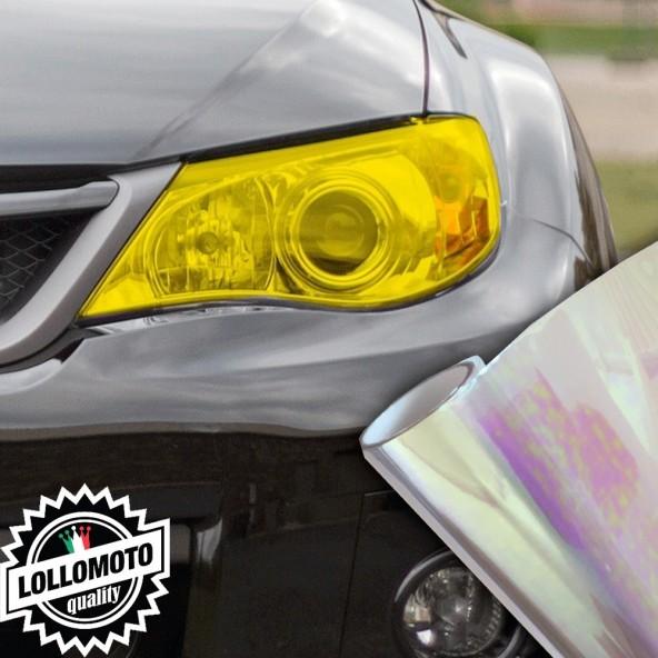 Pellicola Fanali Camaleontica Trasparente Car Wrapping Oscuramento Fari Auto Tuning