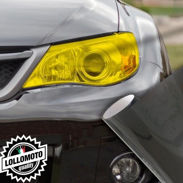 Pellicola Fanali Nero Dark Car Wrapping Oscuramento Fari Auto Tuning