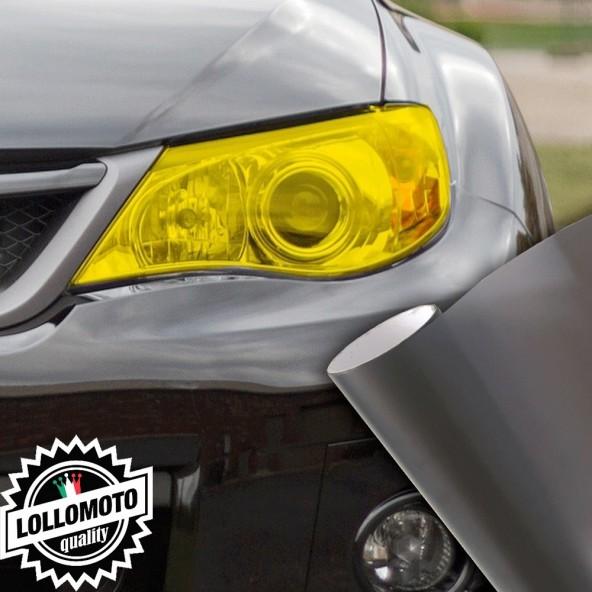 Pellicola Fanali Nero Opaco Car Wrapping Oscuramento Fari Auto Tuning