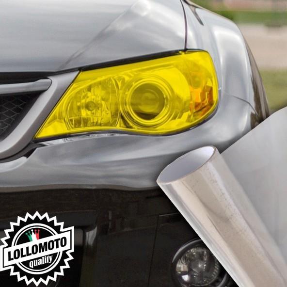 Pellicola Fanali Trasparente Car Wrapping Oscuramento Fari Auto