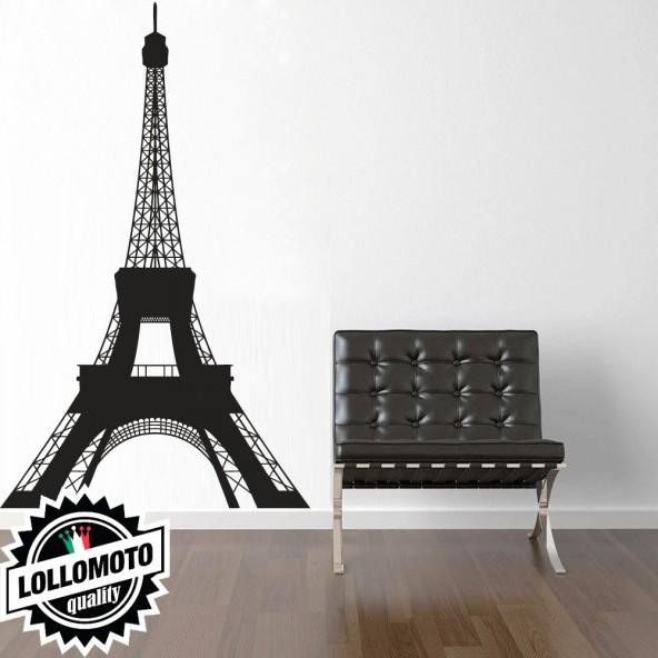 Tour Eiffel Francia Wall Stickers Adesivo Murale Arredamento da Muro Interior Design