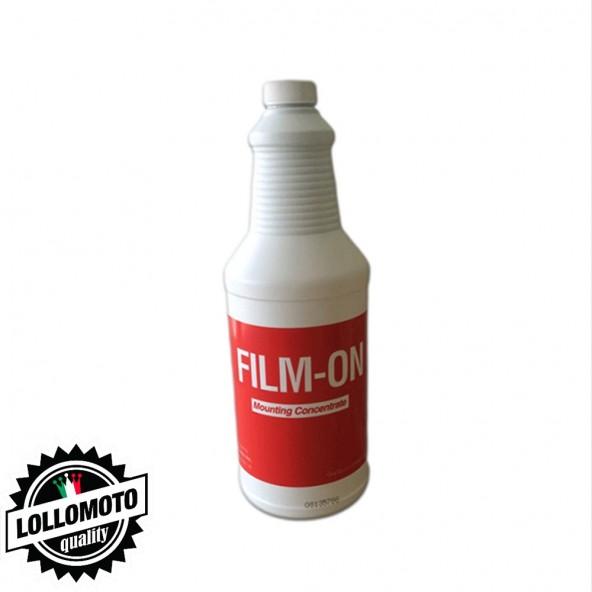 Concentrato per Posizionamento su Vetri Film On. Specifico per l'Applicazione di WindowsFilm. Consente un Posizionamento Preciso