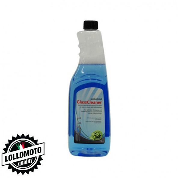 Glass Cleaner 1L Detergente per Vetri Mirato all'Applicazione di WindowsFilm. Efficace anche nella Pulizia Plastiche, Legno Last