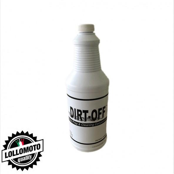 Liquido Pulizia Vetri Dirt Off. Preparato Per la Pulizia dei Vetri Pre Installazione di Pellicole Oscuranti. Per Superfici Vetro