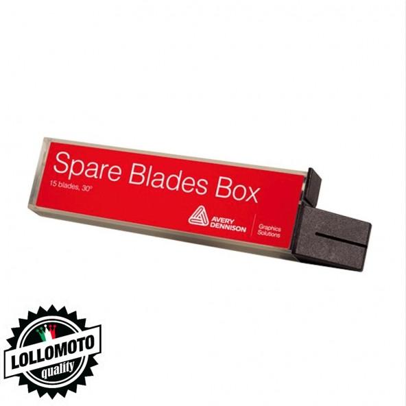 Avery Spare Blades Box Lame Ricambio 30i