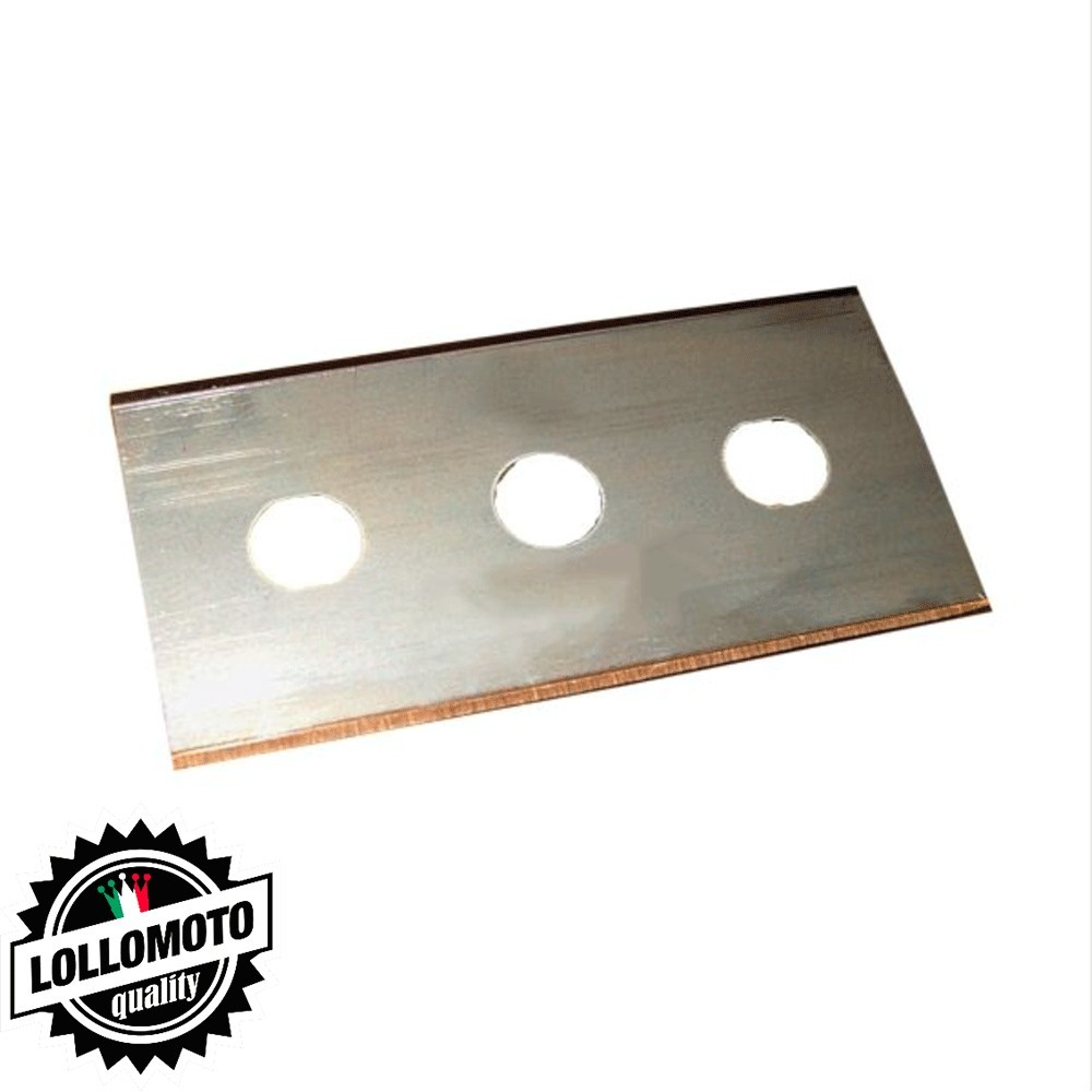 Easy Bar Platin Lame Ricambio Titan (10pz)