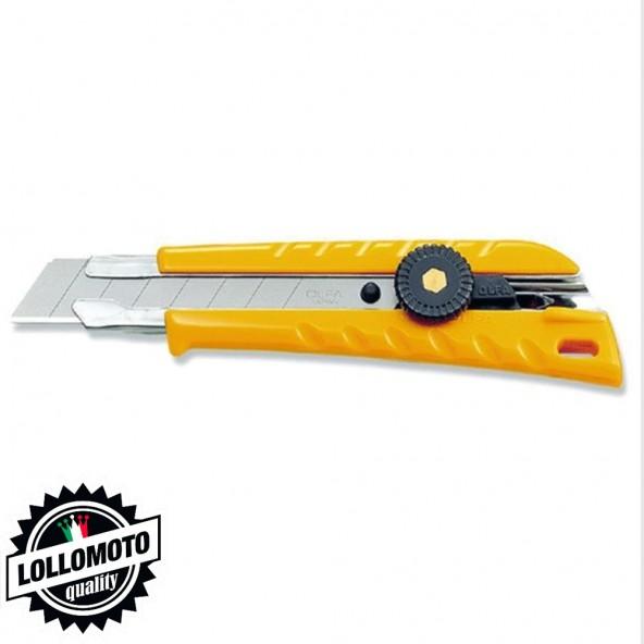 Olfa Heavy Duty Knife Coltello per Materiali Spessi