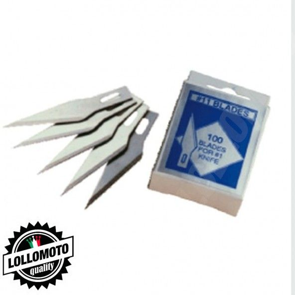 X-ACTO Lame di Ricambio per Cutter Penna Bisturi