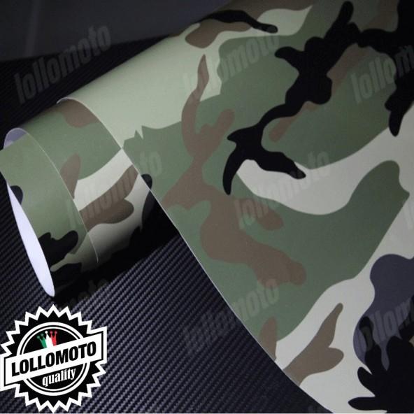 Mimetico Italiano Pellicola Car Wrapping Adesiva Rivestimento
