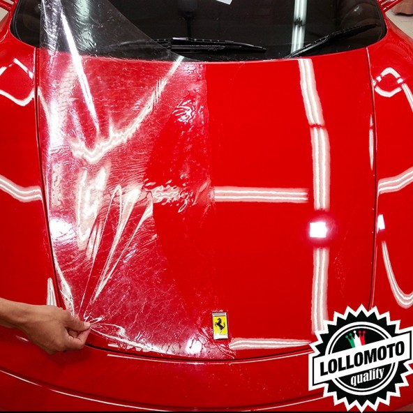 Pellicola Protettiva Paint Protection Car Wrapping Auto Moto