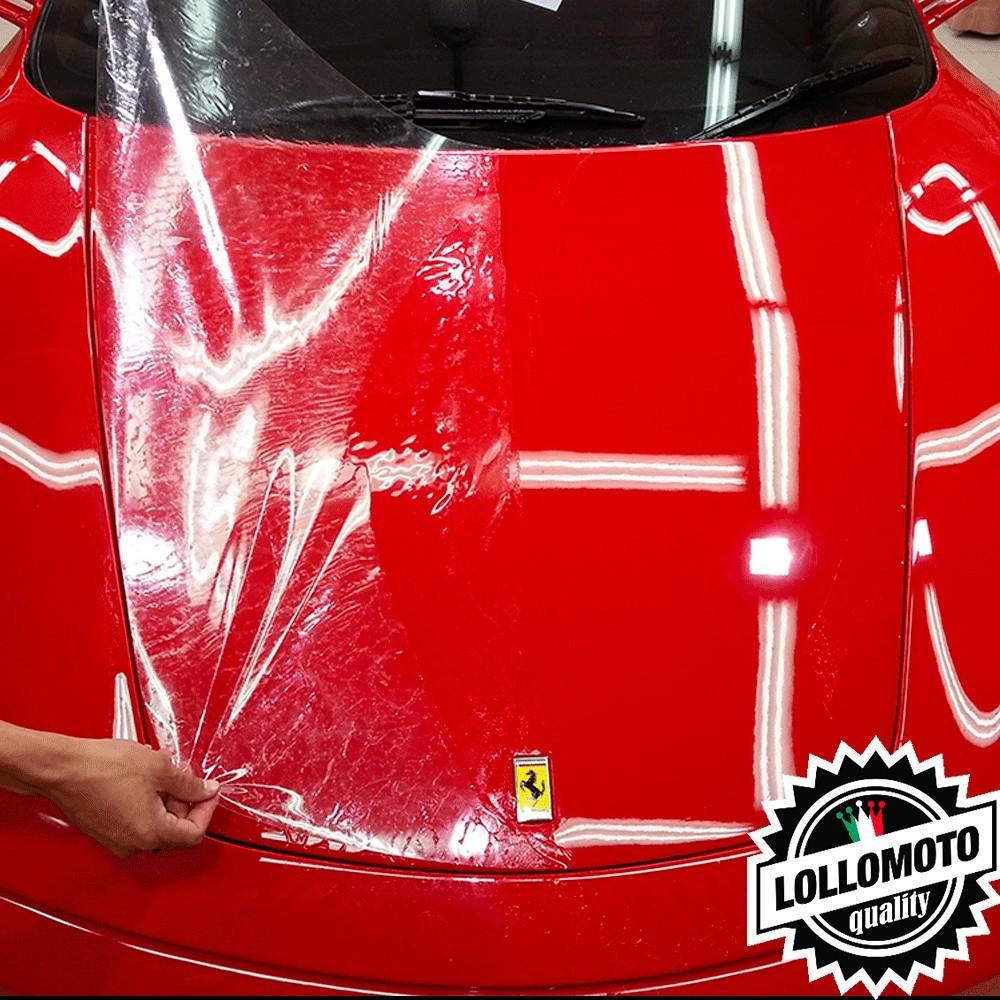 Pellicola Protettiva Paint Protection Car Wrapping Auto Moto