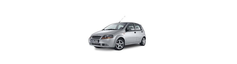 Pellicole Oscuranti Per Chevrolet Kalos 5P dal 2005 al 2008 Pre Tagliate a Misura Oscuramento Vetri