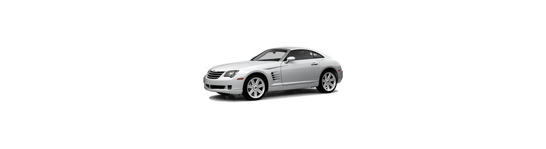 Pellicole Oscuranti Per Chrysler Crossfire dal 2004 al 2008 Pre Tagliate a Misura Oscuramento Vetri