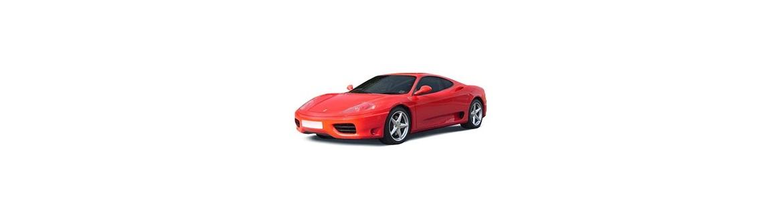 Pellicole Oscuranti Per Ferrari 360 Modena dal 1999 al 2005 Pre Tagliate a Misura Oscuramento Vetri