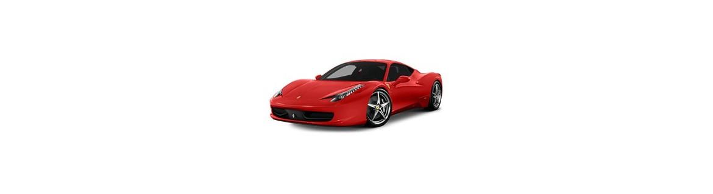 Pellicole Oscuranti Per Ferrari 458 Italia dal 2010 al 2011 Pre Tagliate a Misura Oscuramento Vetri