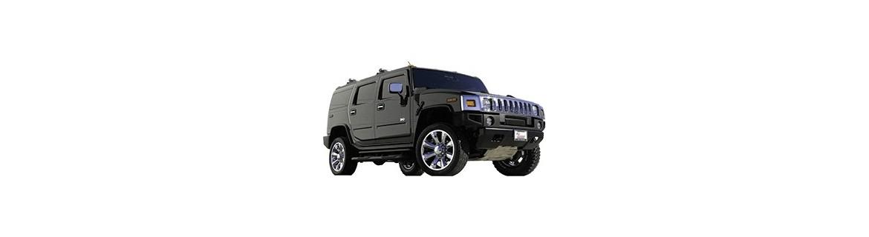 Pellicole Oscuranti Per Hummer H2 dal 2004 al 2010 Pre Tagliate a Misura Oscuramento Vetri